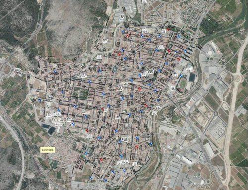 Acusttel entrega al ayuntamiento de Gandia el mapa acústico del casco urbano