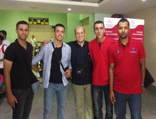 Acusttel colabora con el centro de investigación marroquí CTIBA (Centre Technique des Industries de Bois et de l'Ameublement) en materia acústica