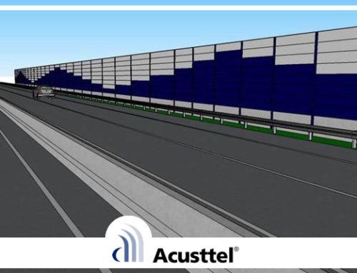 Comienzan las obras de instalación de pantallas acústicas en el acceso sur al puerto de Gandia