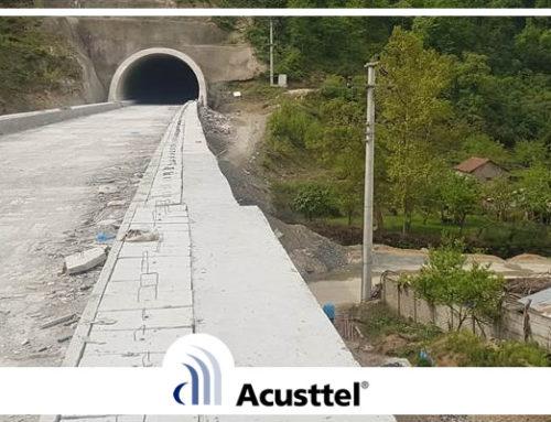 Acusttel realiza para las empresas turcas Yapiray y Betra estudios de ruido y vibraciones de dos tramos de alta velocidad de la línea Estambul-Ankara