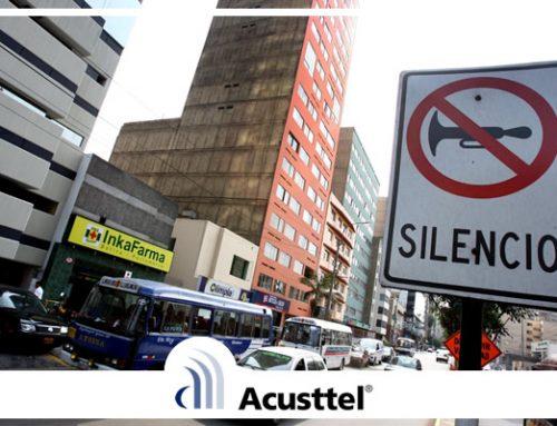 La problemática de la contaminación acústica
