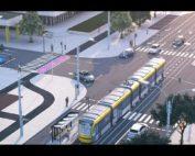 Modernización modelo tranvía Pabianice